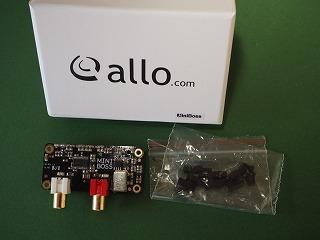 Raspberry Pi Zeroでオーディオプレーヤーを作る